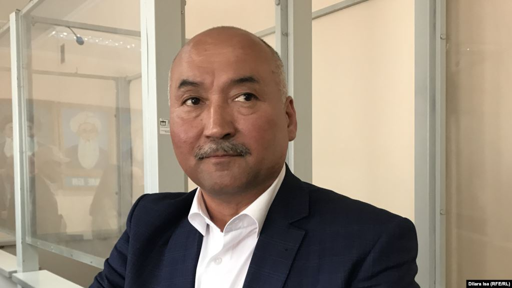 Erlan Baltabay.